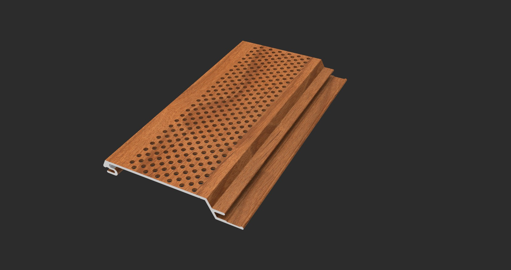 2.5 inch Perforated Vent