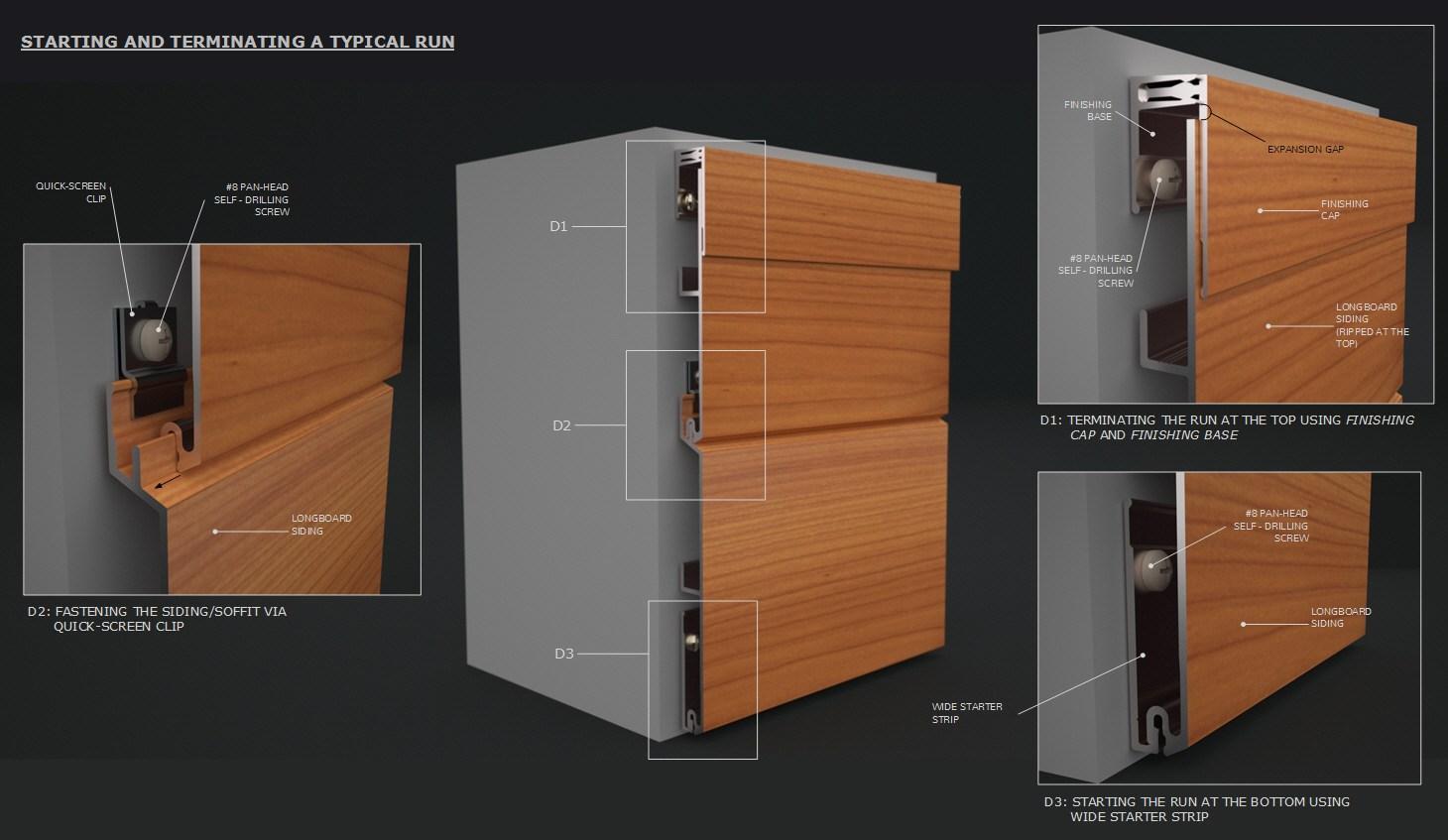 Installation Facade Specialties Inc