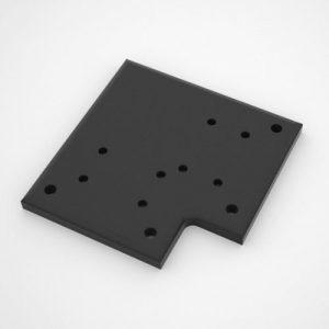 Privacy Corner Base Plate