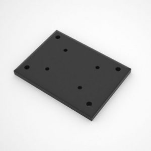 Double Post Base Plate
